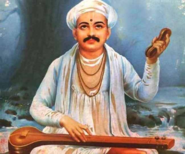 Maza Avadta Sant Essay in Marathi