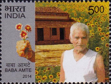 Baba Amte information in Marathi language
