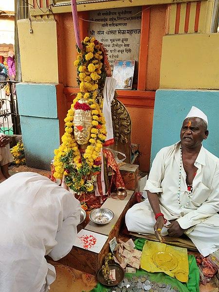 Sant chokhamela information in Marathi language