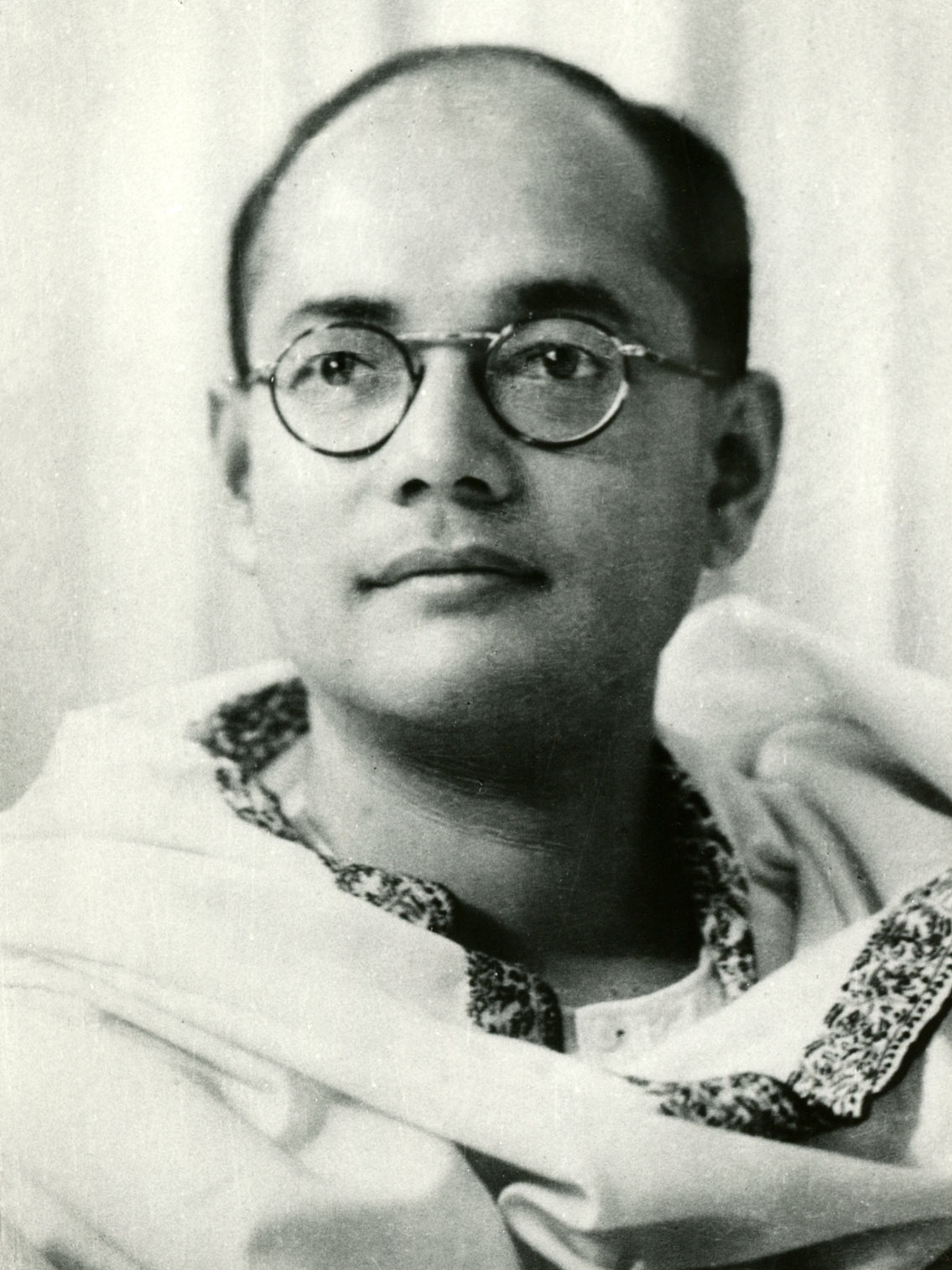 Subhas Chandra Bos information in Marathi Language