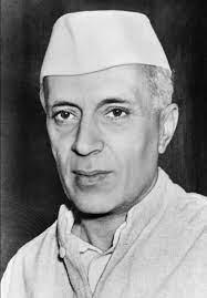 Pandit Jawaharlal Nehru information in Marathi language